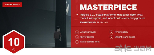 Inside游戏IGN评测1