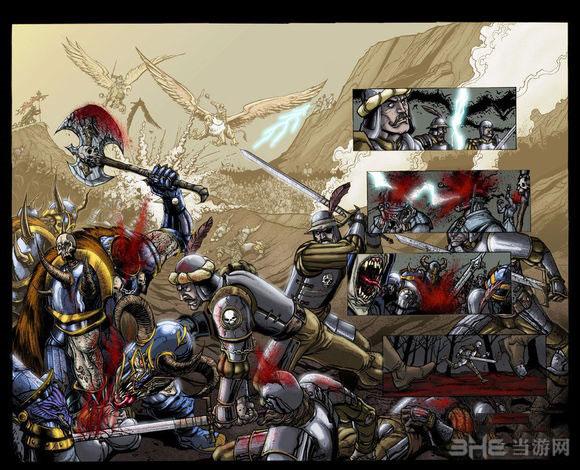 全面战争战锤矮人族最佳兵种搭配推荐1