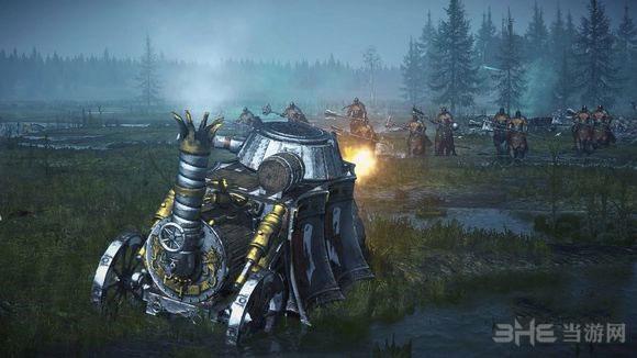 全面战争战锤矮人族有什么兵种1