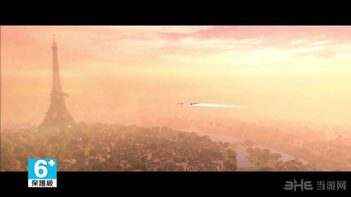 猎鹰翱翔VR截图1