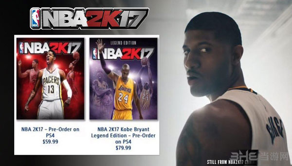 NBA 2K17游戏PC版需要什么样配置需求一览1