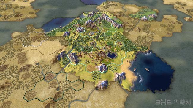 文明6截图2