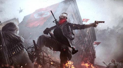 国土防线:革命截图1