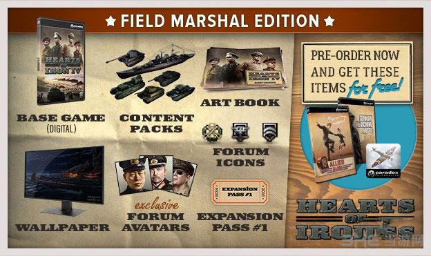 《钢铁雄心4》三种Steam版本游戏各有什么区别详解2