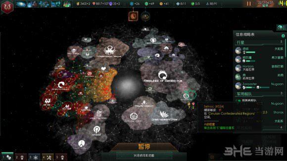 群星核心星球科技有什么用1