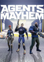 混�y特工(Agents of Mayhem)免安�b中文未加密版V1.05