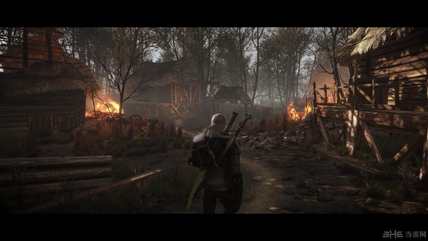 巫师3:狂猎超强光照MOD截图0