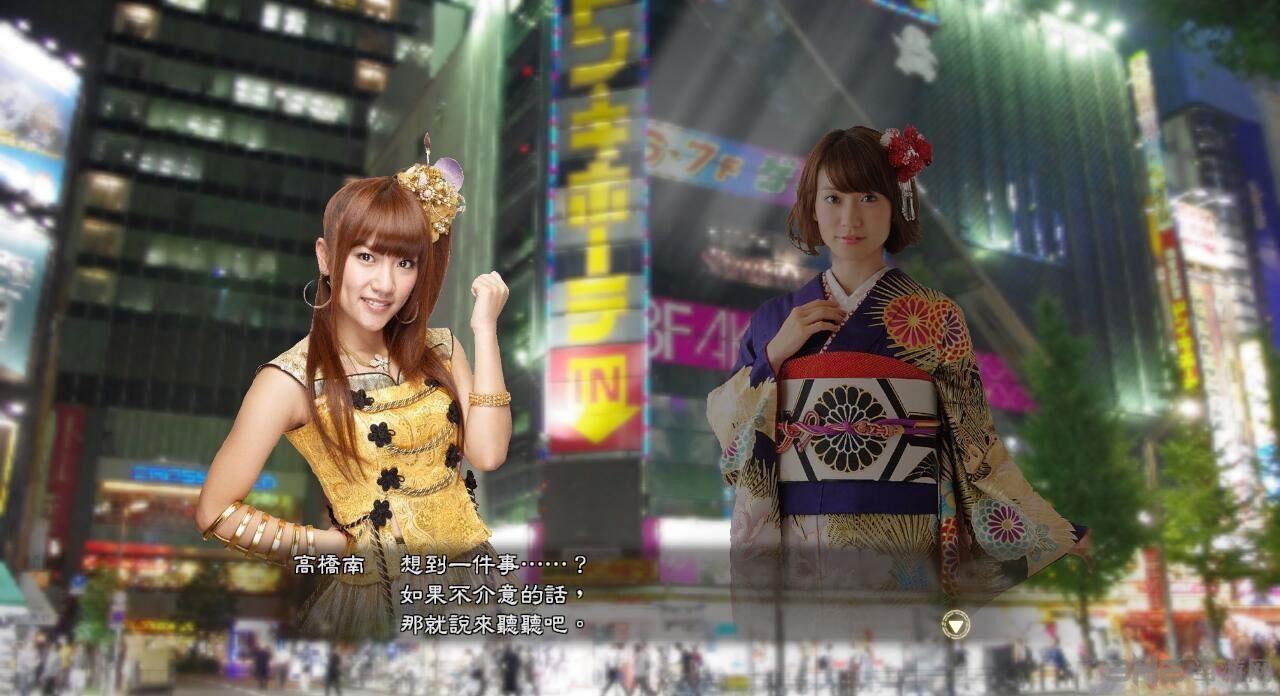 三国志13AKB48日本妹子头像MOD截图0