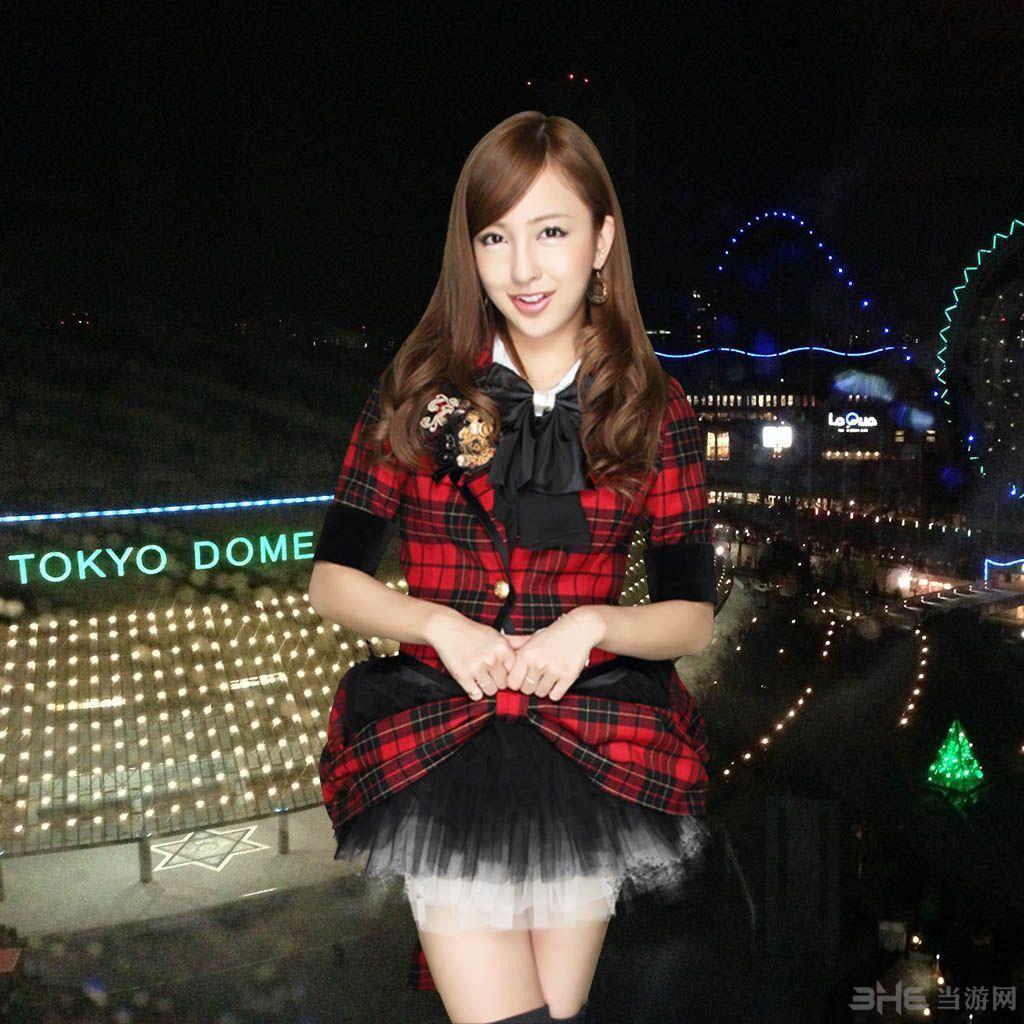 三国志13AKB48日本妹子头像MOD截图5