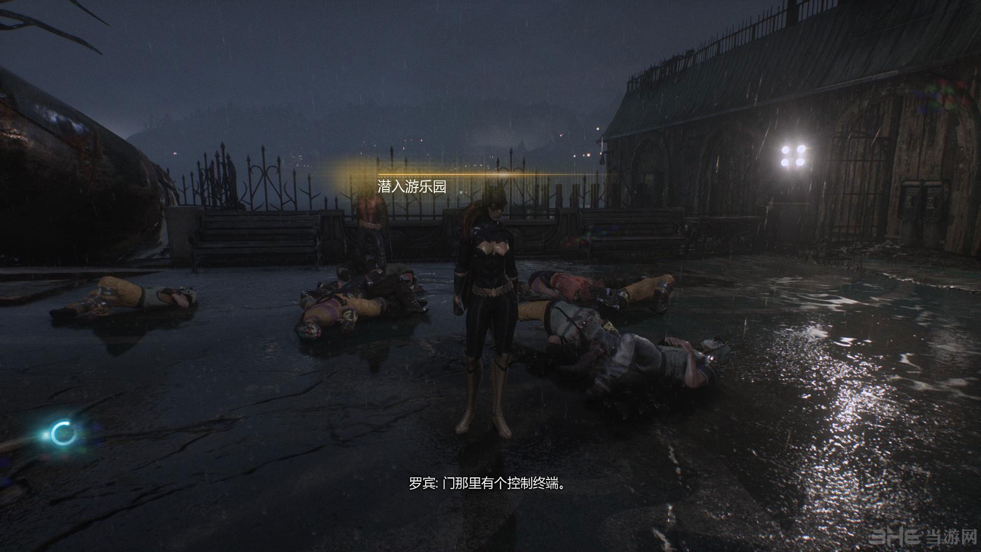 蝙蝠侠:阿甘骑士LMAO汉化组汉化补丁截图2