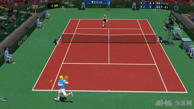 网球手肘2013截图0