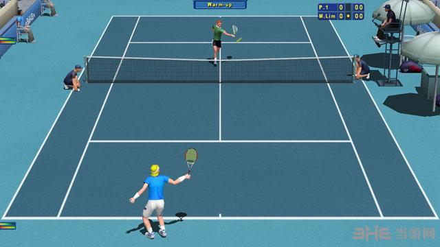 网球手肘2013截图3