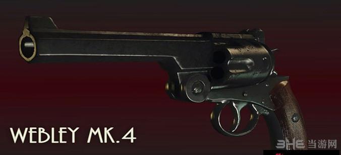 求生之路2韦伯利MK.IV左轮手枪MOD截图0