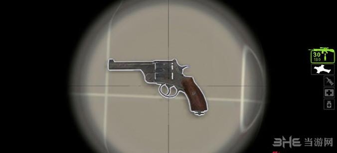 求生之路2韦伯利MK.IV左轮手枪MOD截图1