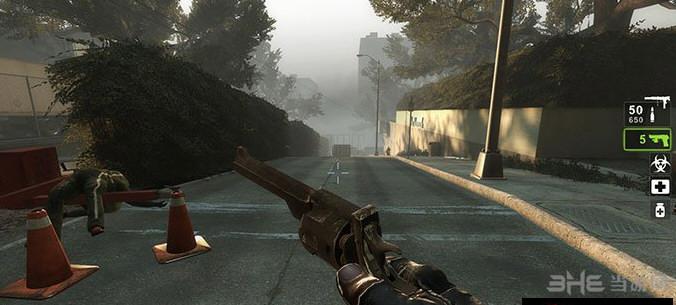 求生之路2韦伯利MK.IV左轮手枪MOD截图3