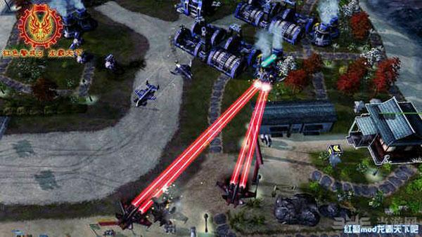 红色警戒3:龙霸天下截图3
