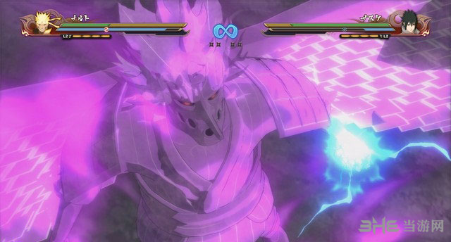 火影忍者疾风传:究极忍者风暴4斑加强版MOD截图2