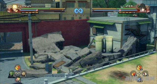 火影忍者疾风传:究极忍者风暴4六道斑加强版MOD截图2