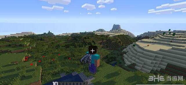 我的世界1.8.0生存翅膀MOD截图2