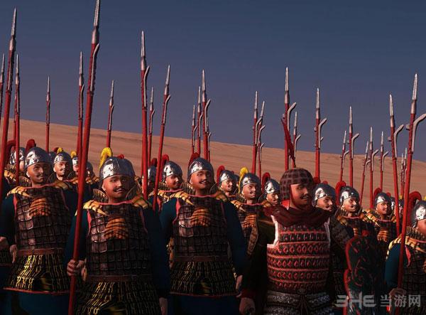 罗马2:大汉西征截图3