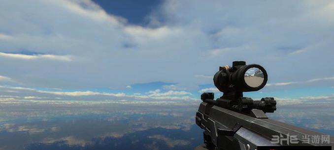 求生之路2突击步枪MSBS改进版MOD截图0