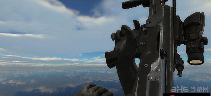 求生之路2突击步枪MSBS改进版MOD截图1