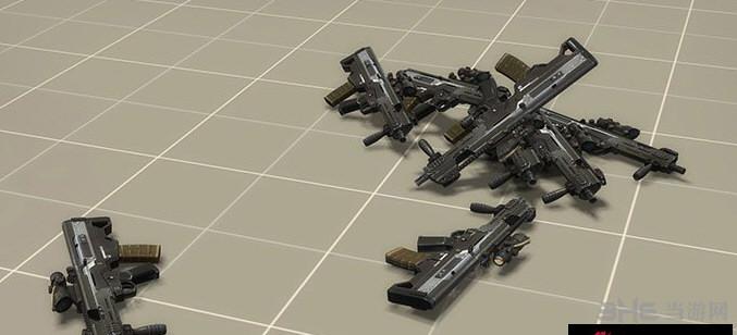 求生之路2突击步枪MSBS改进版MOD截图2