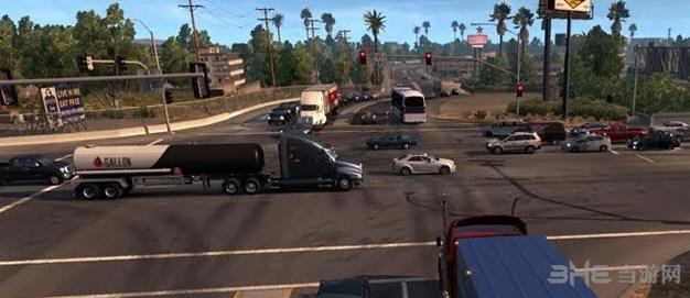 美国卡车模拟增加车流量MOD截图0