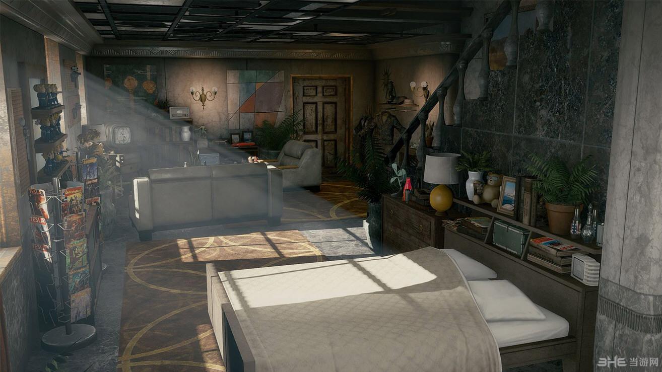 辐射4马尔堡公寓MOD截图2