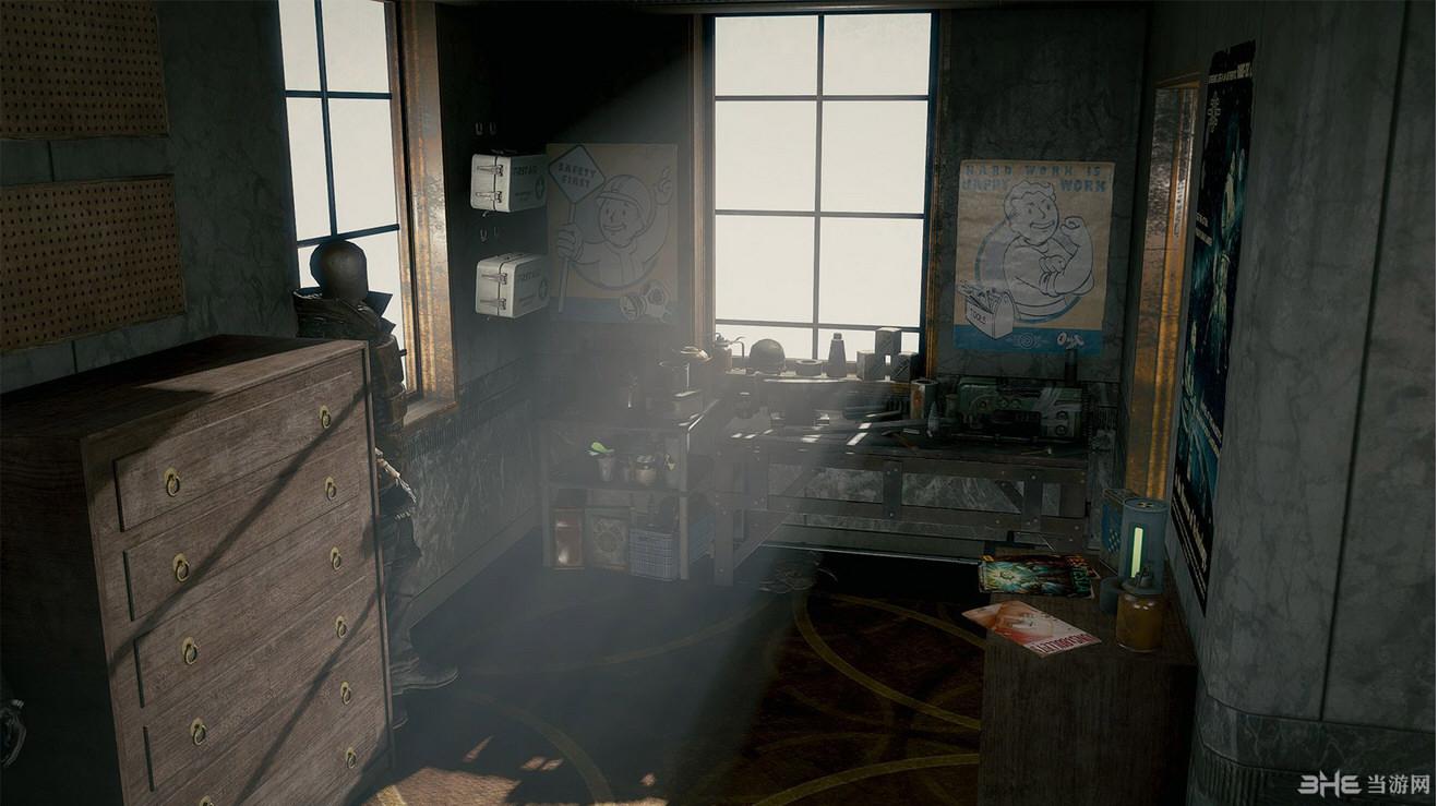 辐射4马尔堡公寓MOD截图3