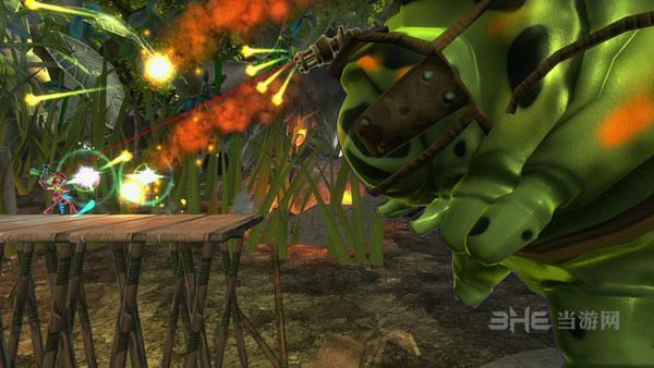 蚂蚁兵人截图3