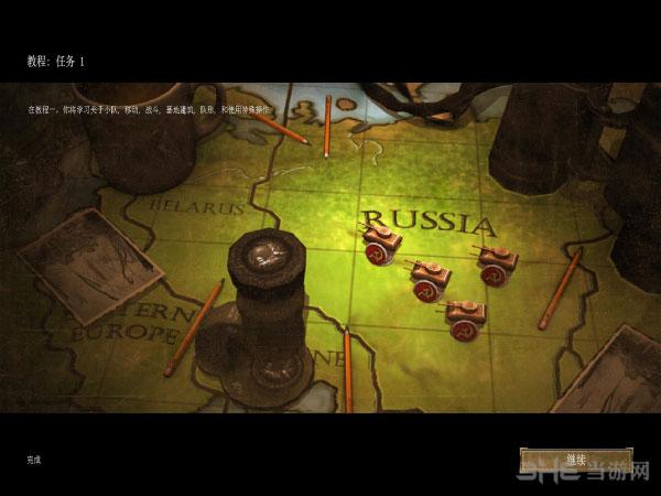 红色警戒3冲突世界截图5