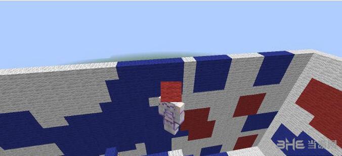 我的世界彩蛋大战地图包截图0