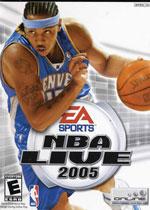 NBA Live 2005白金珍藏版