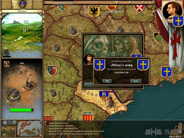 十字军之王截图0