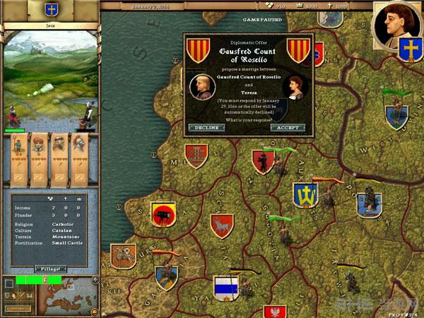 十字军之王截图2