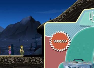 辐射:避难所666箱子初始存档截图0