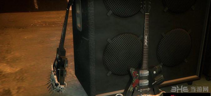 求生之路2愤怒的吉他斧MOD截图1