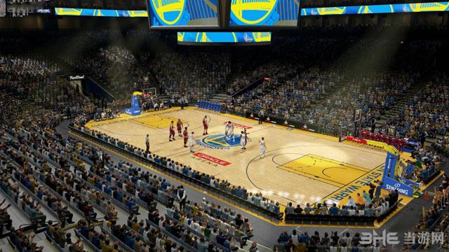 NBA 2k17截图0