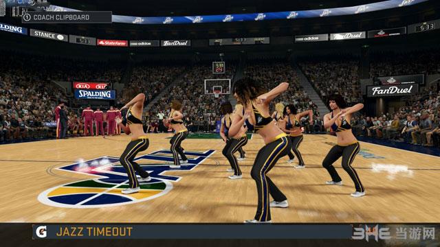 NBA 2k17截图4