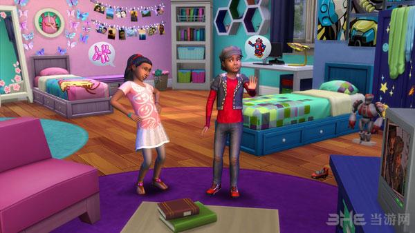 模拟人生4:童乐房间截图1