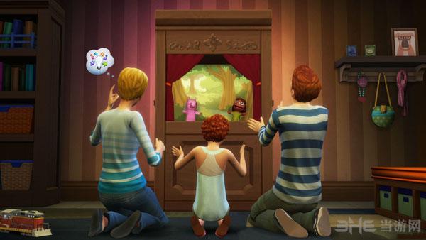 模拟人生4:童乐房间截图3