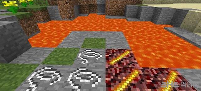 我的世界1.8.0怪物物品矿石MOD截图0