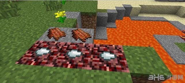 我的世界1.8.0怪物物品矿石MOD截图2