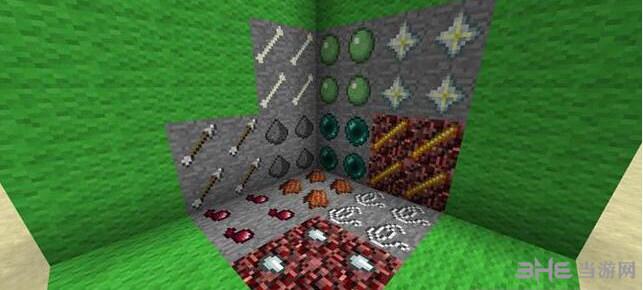 我的世界1.8.0怪物物品矿石MOD截图4