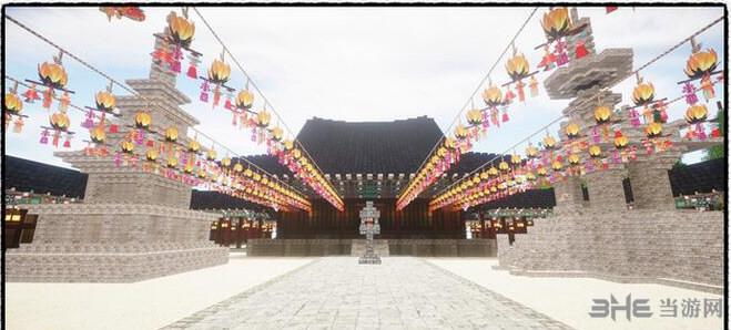 我的世界韩式东方材质包截图2