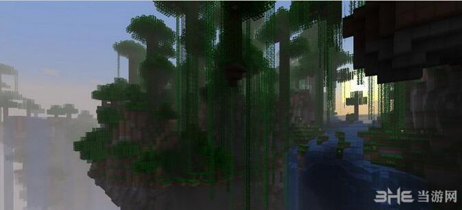 我的世界丛林大峡谷地图包截图1