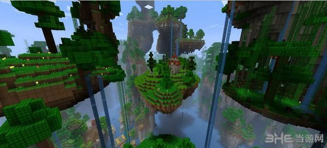 我的世界丛林大峡谷地图包截图2