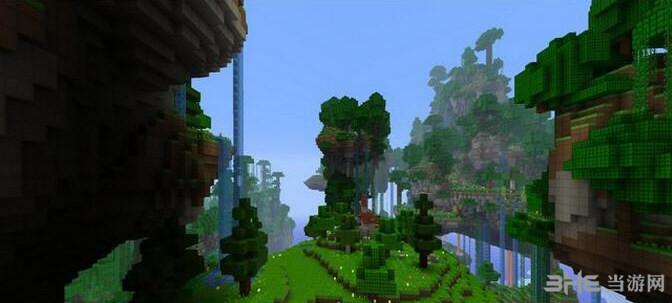 我的世界丛林大峡谷地图包截图3