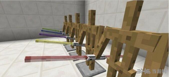 我的世界3D剑材质包截图3